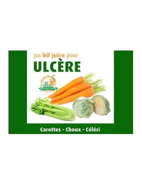 Jus bil juice pour ulcère