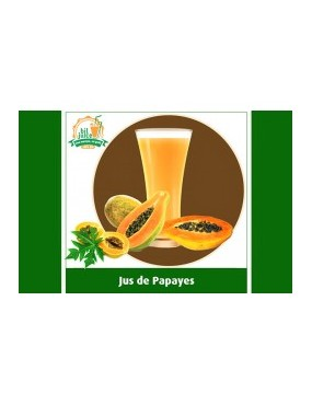 jus de papayes