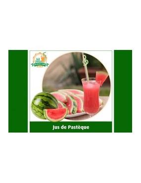 Jus de pastèque