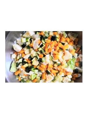 Medley de légumes