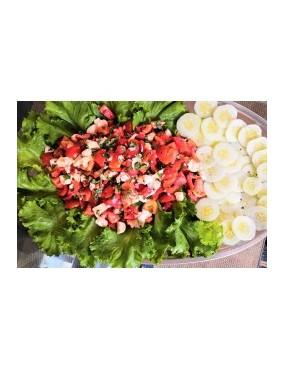 Salade de tomate et...