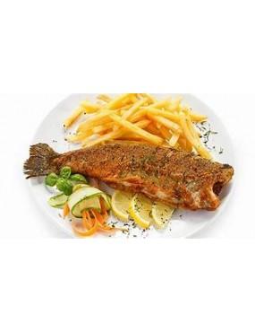 Poissons - frites