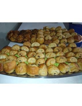 minis pains aux chocolats