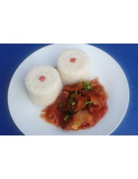 Sauté boeuf + riz pilaf SHALOM