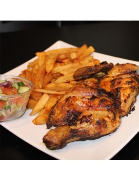 copy of Poulet local + frite