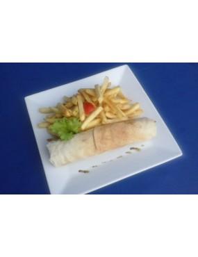 shawarma + Frite SHALOM