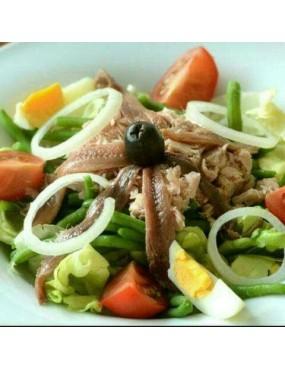 Salade sésam