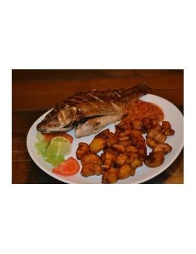 Aloco + poisson