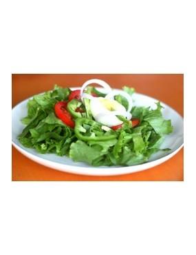 Salade + demi pain