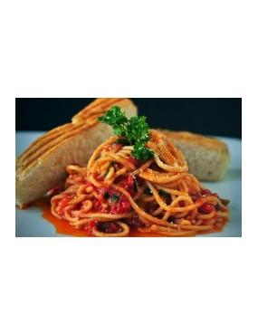 Plat de spaghetti